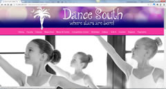 Dance South in Clinton, SC