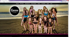 Encore Dance Studio in Gearhart, OR