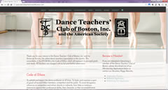Dance Teachers' Club of Boston