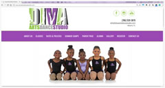 Diva Arts Dance Studio in Miami, FL