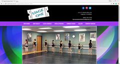 Stage One Dance Studio in Fullerton, CA