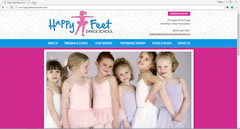 Happy Feet Dance School in Windham, NH